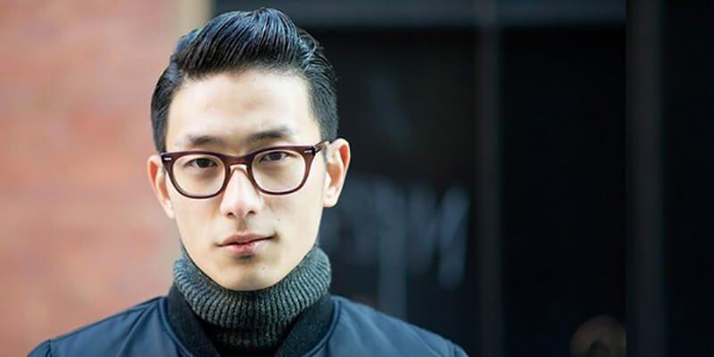 Kiểu tóc cho người đàn ông châu Á yêu thích thời trang