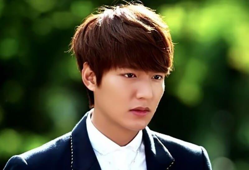16. Kiểu tóc Hàn Quốc