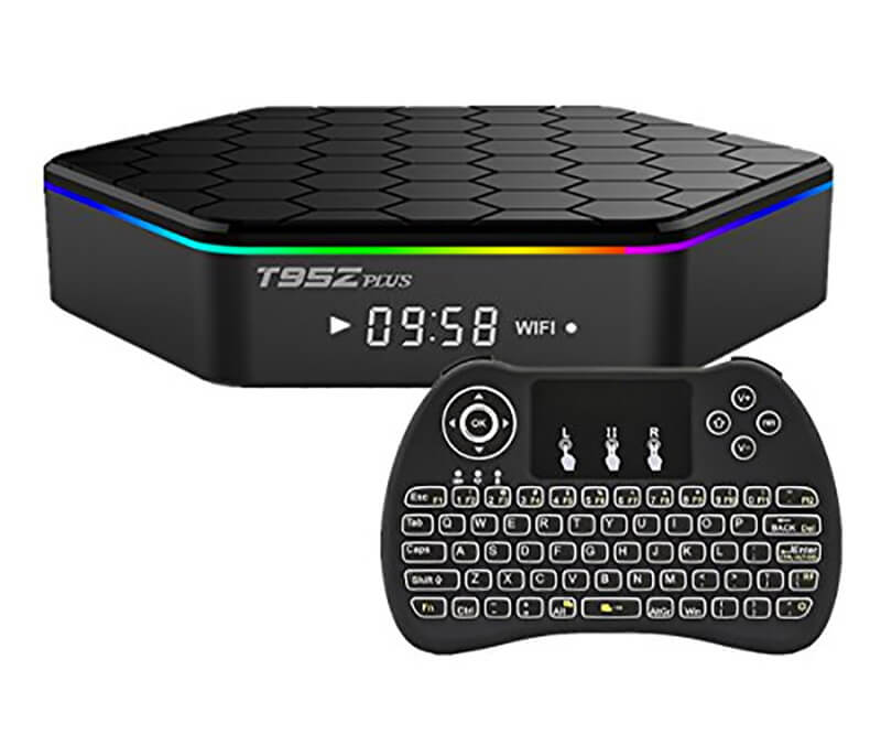 EVANPO T95Z PLUS Smart TV Box Android 6.0 Marshmallow