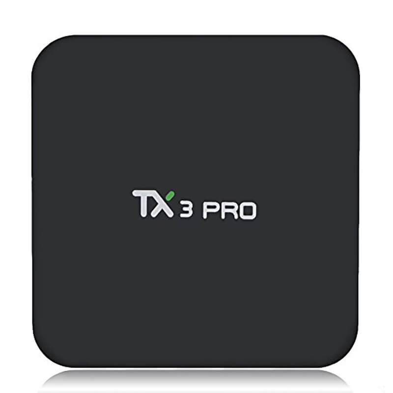 TX3 PRO Android 6.0 Marshmallow 4K HD WiFi Tv Box