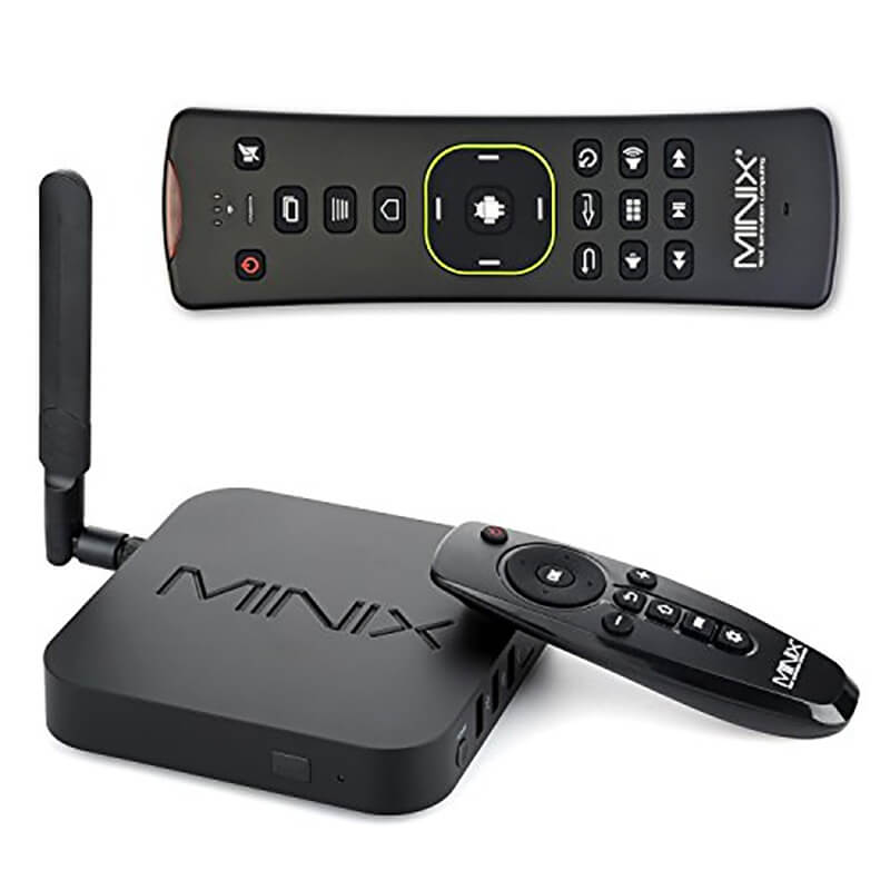 MINIX NEO U1 Latest Ultra 4K HD Android 64-Bit TV Box Streaming Media Player