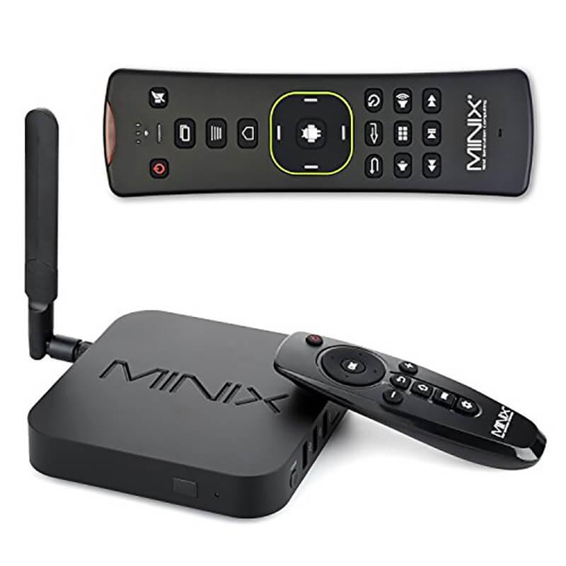 MINIX NEO U1 Latest Ultra 4K HD Android 64-Bit TV Box Streaming Media Player