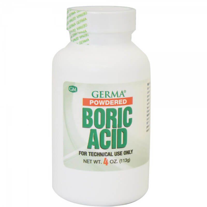 Bột boric acid