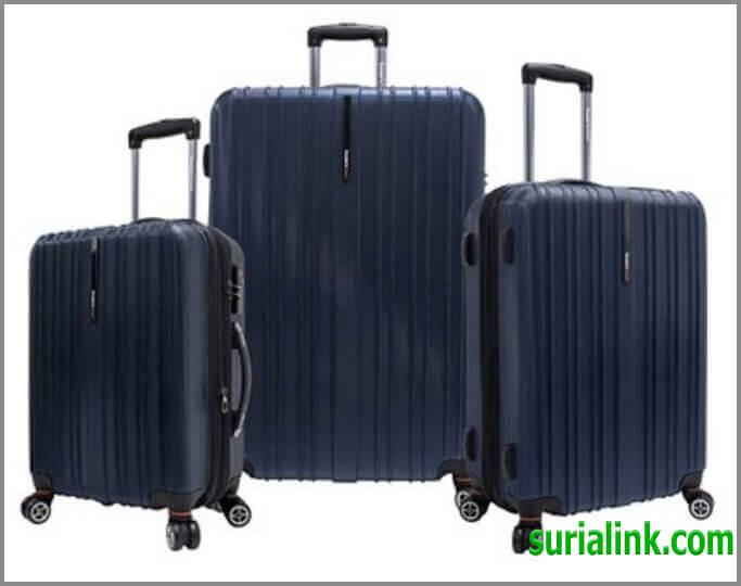 ValiTraveler's Choice Tasmania Three-Piece Luggage Set