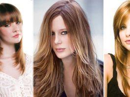 Những kiểu tóc dài đẹp đầy cuốn hút cho phái nữ năm 2018