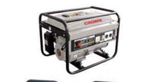 Máy phát điện chạy xăng Crown CT34003 siêu bền bỉ