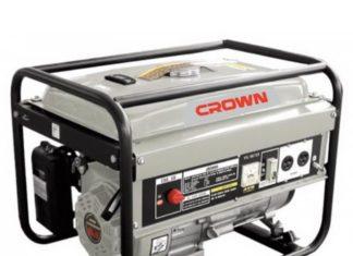 Máy phát điện dân dụng Crown CT34012 – Khởi nguồn sức mạnh