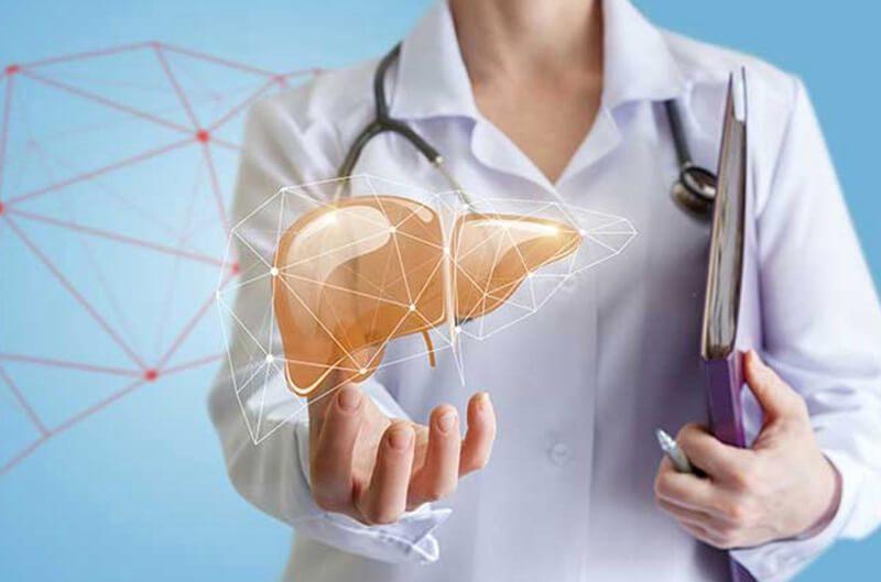 Tối ưu hoá chức năng của gan
