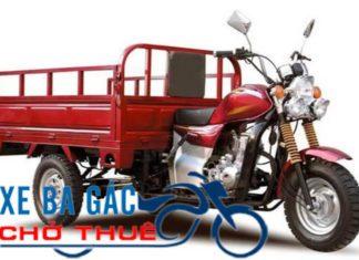 Xe ba gác chuyển nhà ở TPHCM uy tín, tiết kiệm