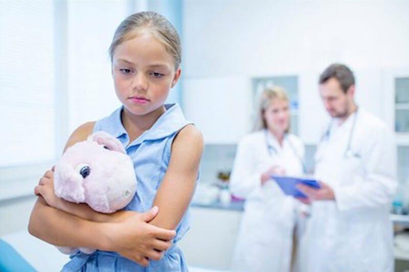 Cách ngăn ngừa rụng tóc ở trẻ em