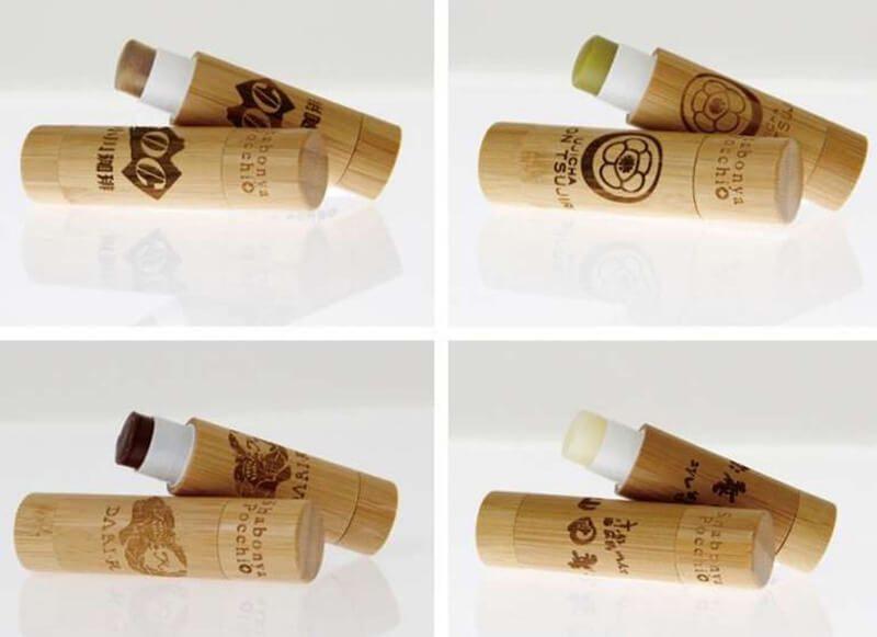 Son dưỡng môi trà xanh Nhật Bản làm điên đảo giới trẻ