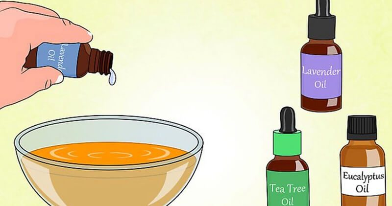 Thêm tinh dầu yêu thích để son có mùi hấp dẫn