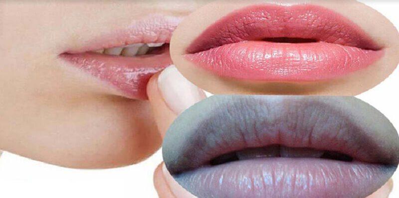 Son môi từ củ dền giúp trị thâm môi