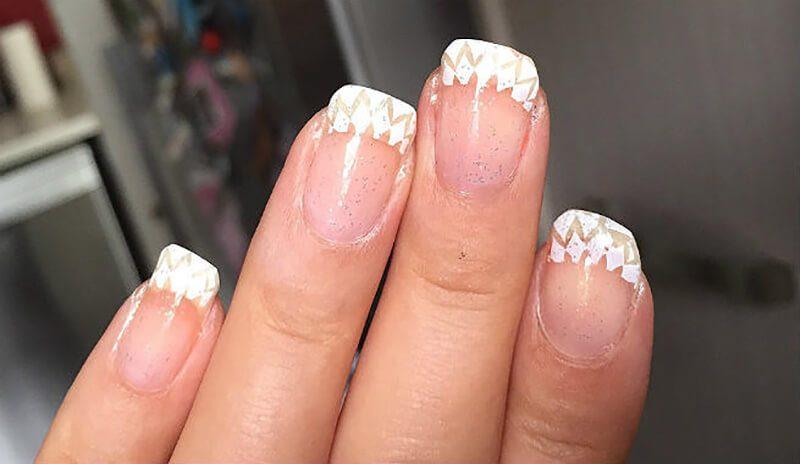 Mẹo sơn móng Stamping Nail (đóng dấu)