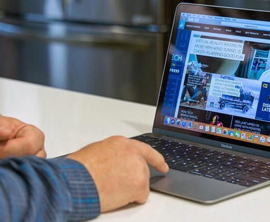 Cách chụp ảnh màn hình trên Macbook