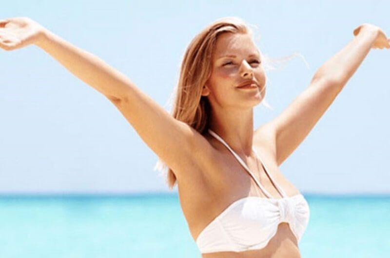 Top 7 Loại kem dưỡng trắng vùng da dưới cánh tay hiệu quả