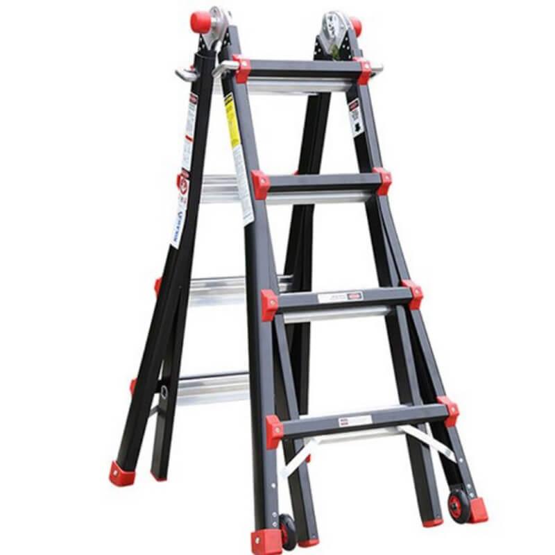 Làm thế nào để sử dụng thang đúng cách