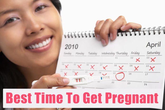 Những điều bạn cần biết về thời điểm tốt nhất để thụ thai