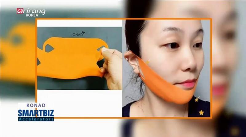 Thao tác đơn giản và nhanh chóng khi sử dụng mặt nạ