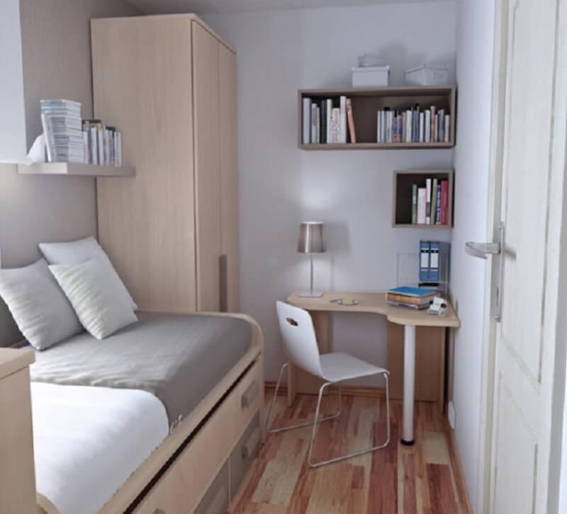Ý tưởng thiết kế cho căn phòng nhỏ 5m2