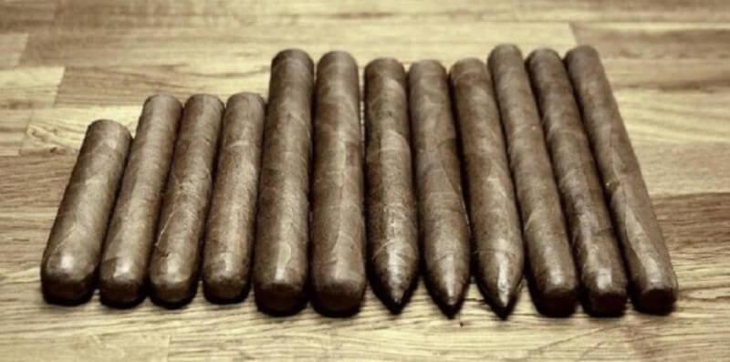 Xì gà Mayan Sicars được tìm thấy bởi các nhà khảo cổ học
