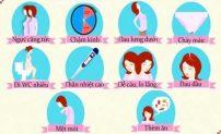 Tổng hợp các dấu hiệu có thai ngay những tuần đầu tiên