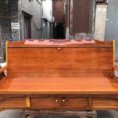 Ghế kéo thành giường bằng gỗ là gì – Sofa Mạnh Hệ