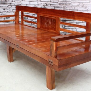Top 3 mẫu giường gấp thành ghế bằng gỗ đẹp dành cho phòng ngủ nhỏ