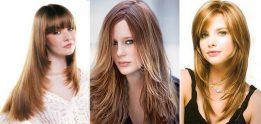 Những kiểu tóc dài đẹp đầy cuốn hút cho phái nữ năm 2021