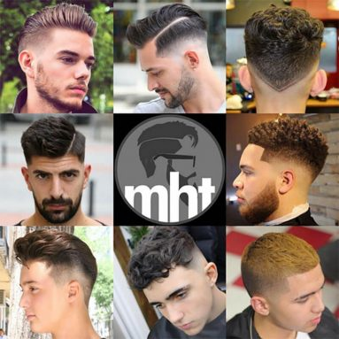 Các kiểu tóc ngắn đẹp dành cho Nam trong năm 2019