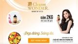 Nước giảm cân Cleanse Wonder: Bí quyết cho một vóc dáng khỏe đẹp